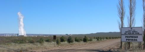 Central Termoeléctrica de Capex. OPS